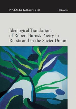 Naslovnica za Ideological Translations of Robert Burns's Poetry in Russia and in the Soviet Union