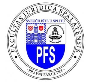 Univerza v Splitu, Znanstvene in strokovne monografije Pravne fakultete